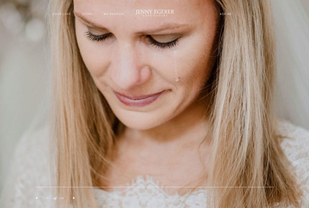 Referenz Webseite Hochzeitsfotograf Koeln Jenny Egerer